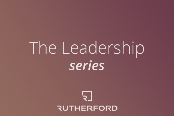 Rutherfordsearch Blog The Leadership Series